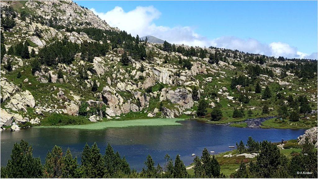Pêche en lac d'altitude (partie 2) : l'approche