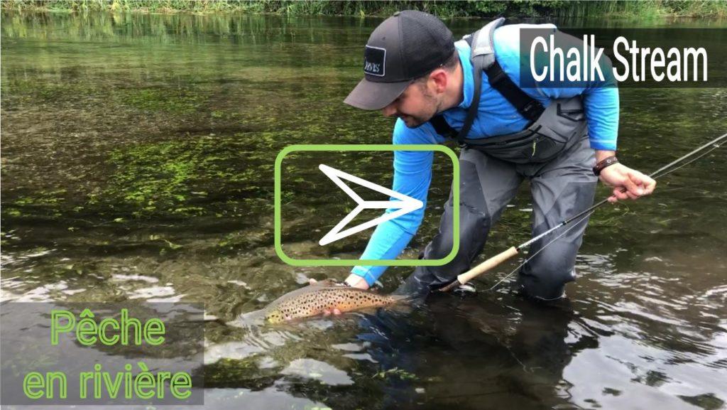 Vidéo : Pêche en Chalk Stream