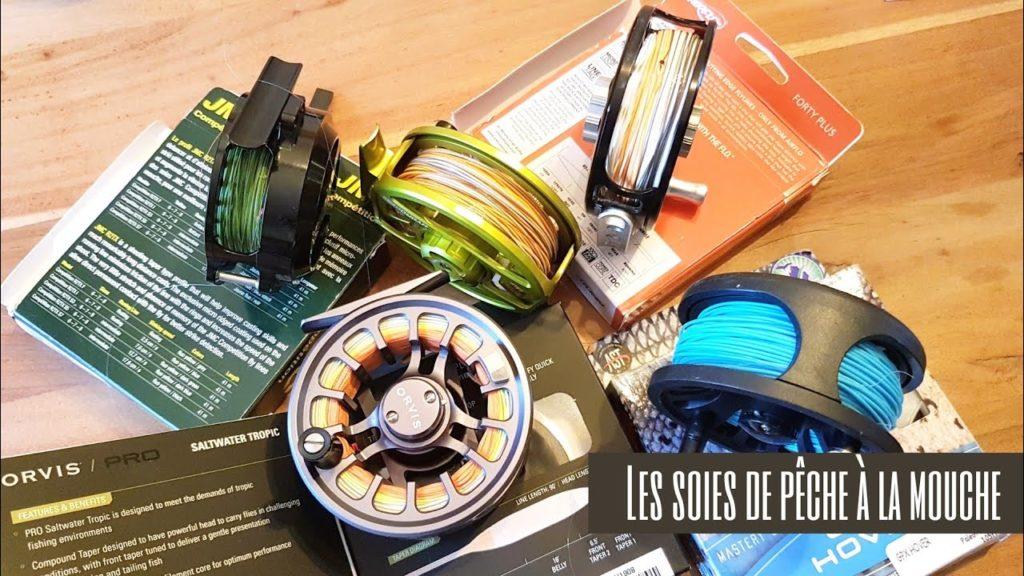 Vidéo : Soie de pêche à la mouche, la démystification !